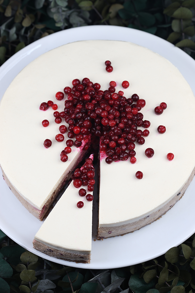 Gluten free raw cheesecake - photo philip blankenship