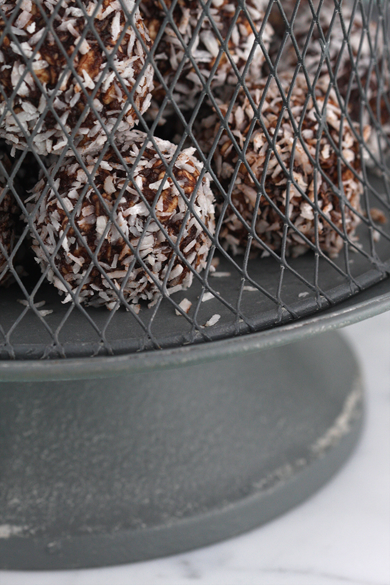 Gluten Free Coconut Chocolate Balls-photo-philip blankenship